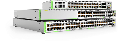 AT-GS900MX/MPX Series - Layer 2 Stackable Gigabit Switch