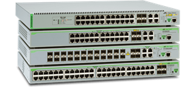 AT-9000 Series - Layer 2 Gigabit Switch (Non-China)