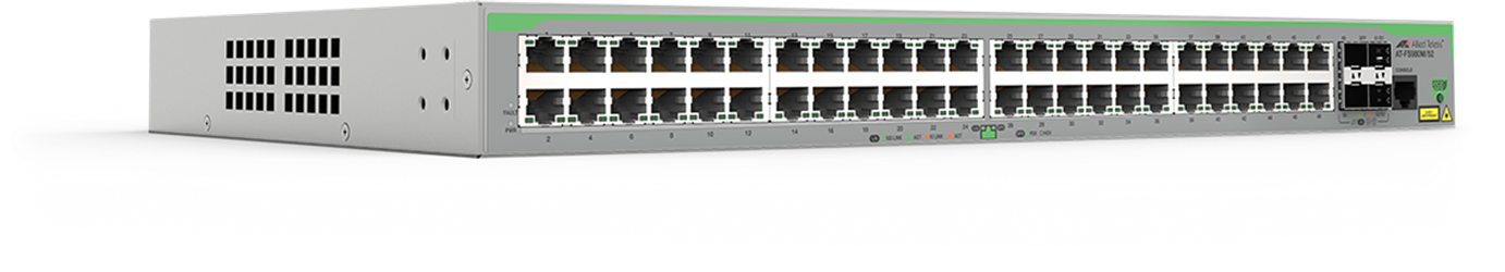 AT-FS980 Series - Layer 2 Fast Ethernet Switch
