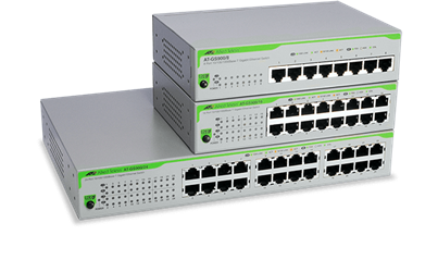 AT-GS970 Series - Layer 2 Gigabit Edge Managed Switch