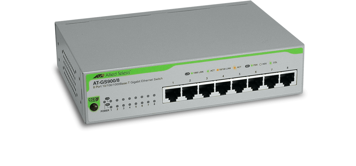 AT-GS970M Series - Layer 2 Gigabit Edge Managed Switch