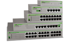 AT-FS710 Series - Unmanaged Fast Ethernet Switch