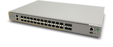 AT-IE510 - Stackable Layer 3 Industial Switch
