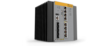 Industrial Ethernet Layer 3 Switch AT-IE300