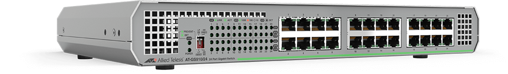 AT-GS910 Series - Unmanaged Gigabit Switch