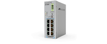 CentreCOM AT-IA708C - Industrial Automation switches